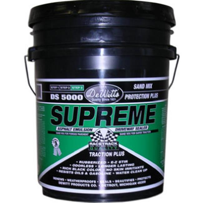 Dewitt 511-5 4.75 Gallon E-Z Stir Supreme Filler & Sealer