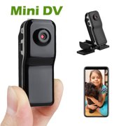 Mini Nanny Camera 1080P,Camera with Motion Detection,Mini IP Camera,Home Security Surveillance Cameras/Home Office or Car Video Recorder,iPhone,Android and Windows Supported