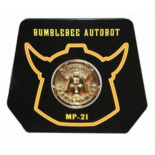 Transformers Masterpiece Bumblebee Collector's Coin