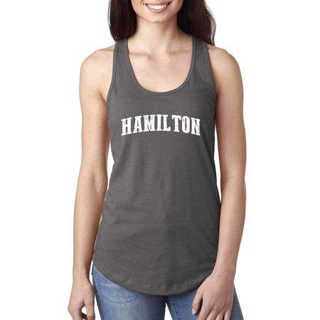 Artix - Hamilton Ohio Tank Top Home of Ohio State University and OSU