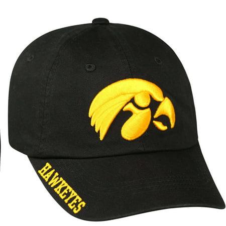 NCAA Men's Iowa Hawkeyes Black - Hawkeye Avenger