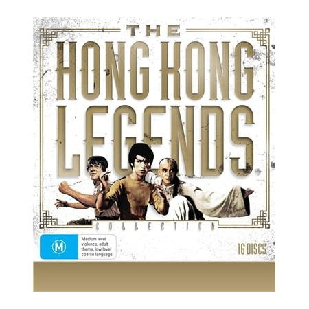 Halloween Times Square Hong Kong (The Hong Kong Legends Collection 16-DVD Boxset ( Tang shan da xiong / Jing wu men / Si wang ta / Meng long guo jiang / Ging chaat goo si)