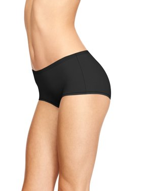a2e14153a610 Product Image Women's Cotton Stretch Boyshort Panties - 3 Pack