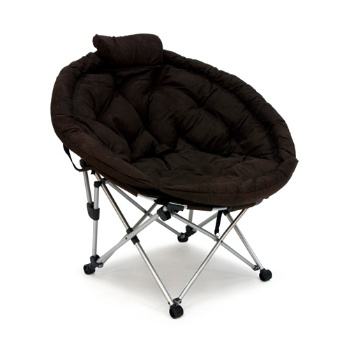 Mac Sports Large Moon Chair Seat Head Cushion Living Room Bedroom Dorm Design