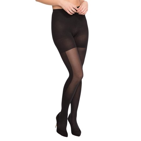 2edf2604c3 Spanx - Spanx Women's Double Take Tights Very Black Tights A ...