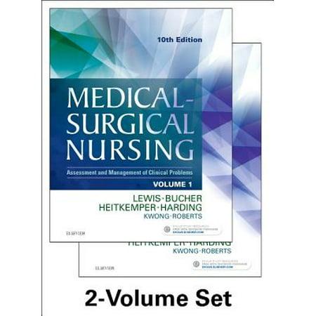 f4ba8496c1 Medical-Surgical Nursing - 2-Volume Set : Assessment and Management of  Clinical Problems