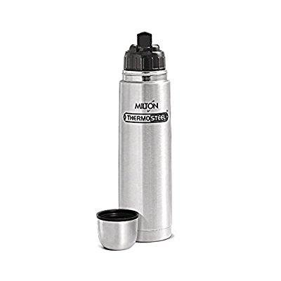 milton thermosteel 1000ml flip lid (Push Button Lid For Milton Thermosteel Vacuum Flask)