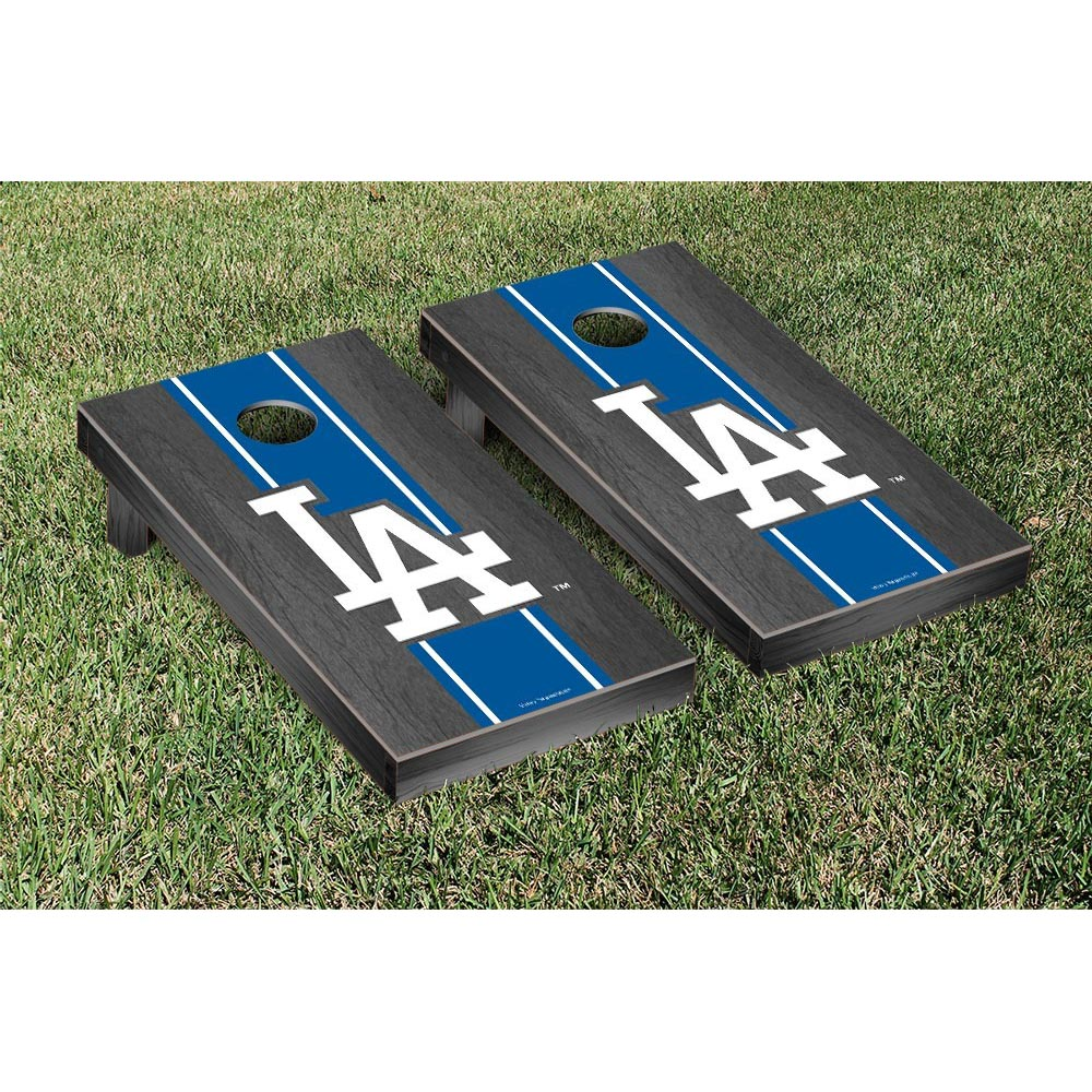 Los Angeles Dodgers Onyx Cornhole Game - No Size