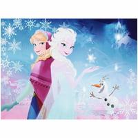 Disney Frozen LED Canvas Wall Art