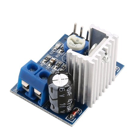 HC-TOP TDA2030A Super Mini DC 6-18V Power Audio Amplifier Board Module Dual Channel - image 5 of 6