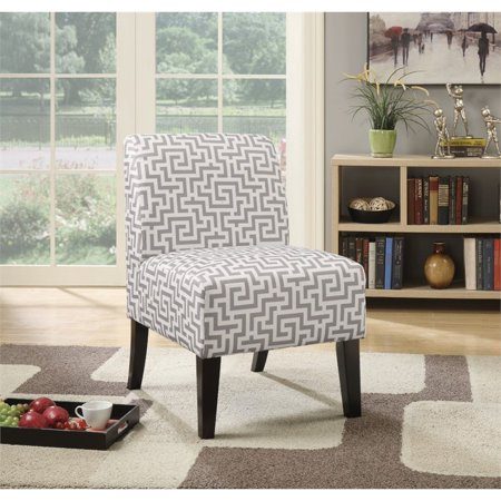 Bowery Hill Accent Chair in Gray - image 1 of 1