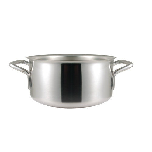 Frieling Sitram Catering 8 3/5-Qt. Stainless Steel Round Braiser