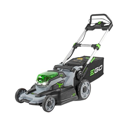 EGO 20 in. 56-Volt Lithium-ion Electric Walk Behind Mower Kit with 7.5Ah Battery and Charger (Ego 20 In 56 Volt Lithium Ion Mower)