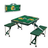 Green Bay Packers Picnic Table - Green - No Size