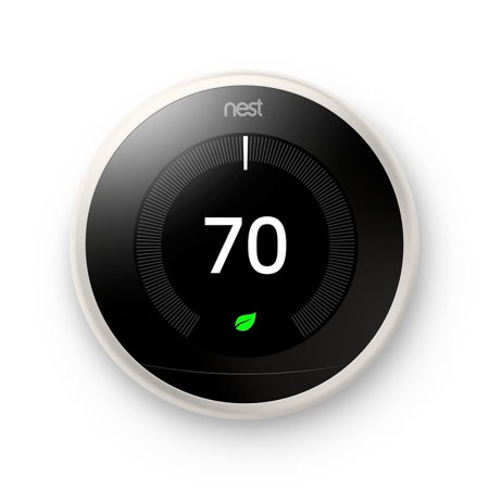 Nest 3rd Generation Learning Thermostat - White