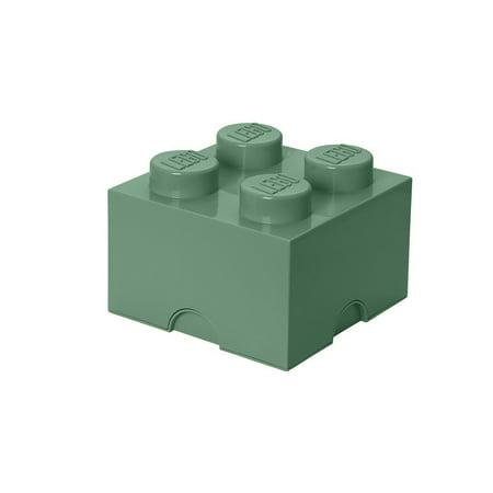 LEGO Storage Brick 4, Sand Green (Jang Bricks L)
