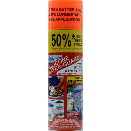 Silicone Water-Guard Water Repellent, 13.13 Ounces