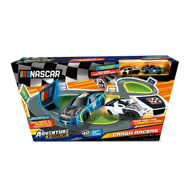 Nascar Adventure Force Crash Racers