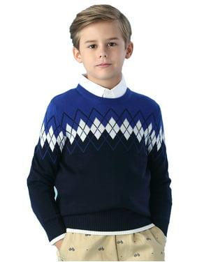 Leo&Lily Little Boys Sweaters - Walmart.com