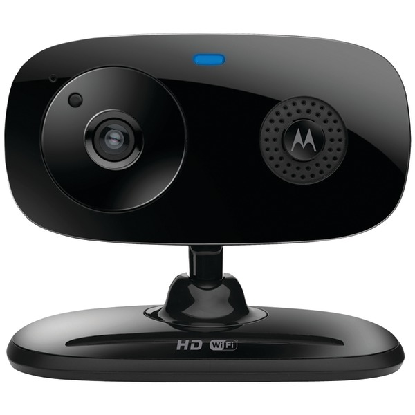 Motorola Focus66-B WiFi HD Home Monitoring Camera, Black