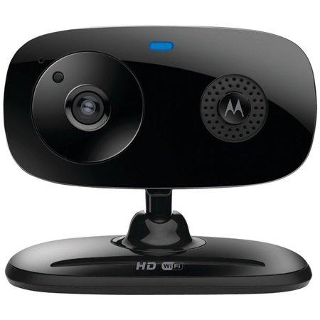 Motorola Focus66-B WiFi HD Home Monitoring Camera, Black