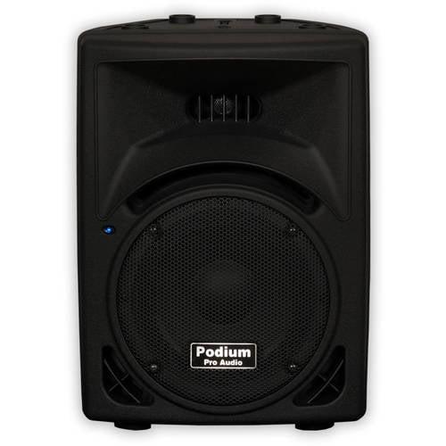 "Podium Pro PP810 Passive 8"" Speaker 250 Watt 2-Way Lightweight ABS PA DJ Karaoke by Podium Pro Audio"