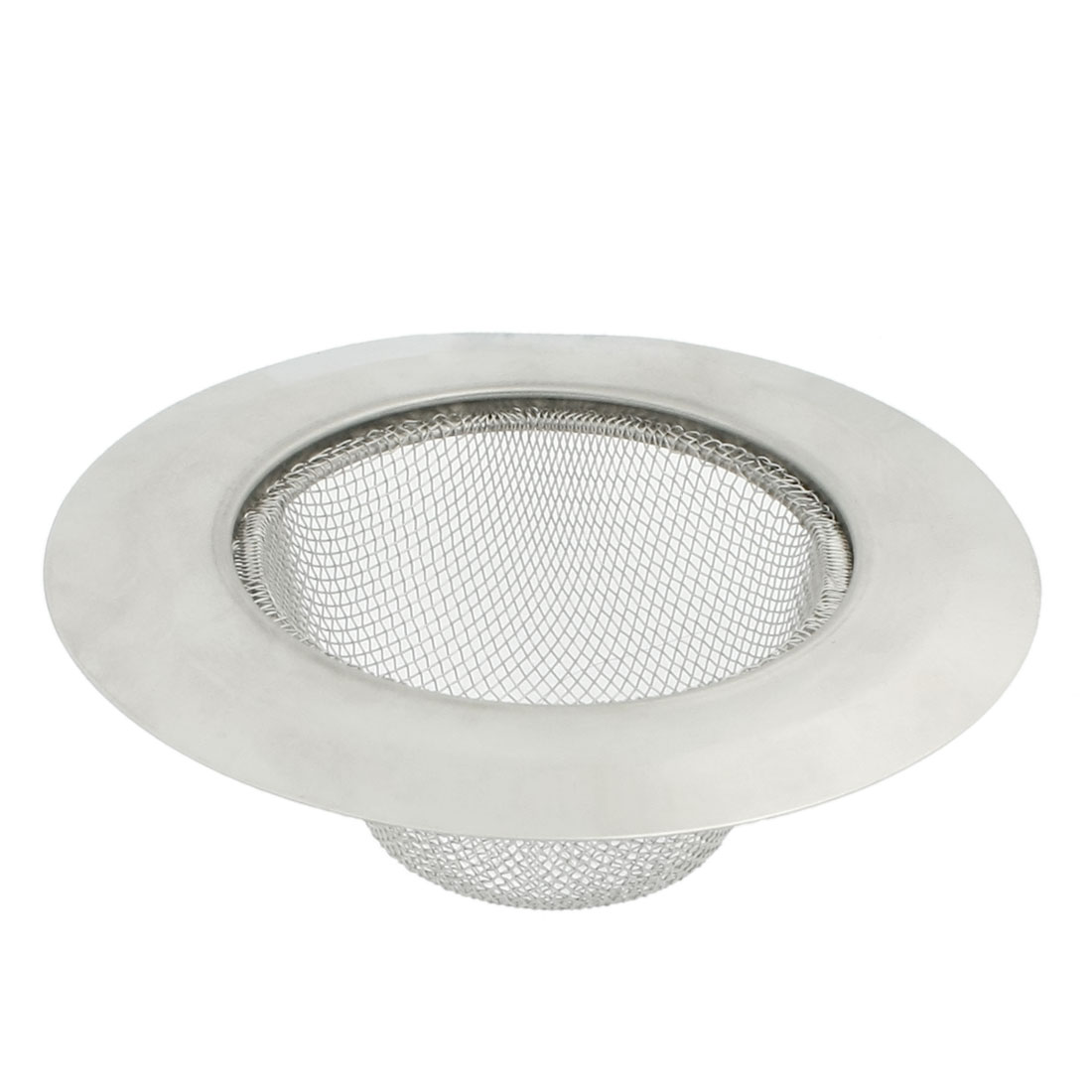 2.5 Inch Diameter Stainless Steel Sink Basin Strainer Ttopper - image 1 of 1