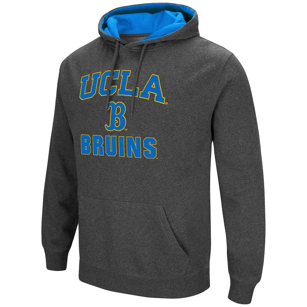 Mens NCAA UCLA Bruins Pull-over Hoodie by Colosseum