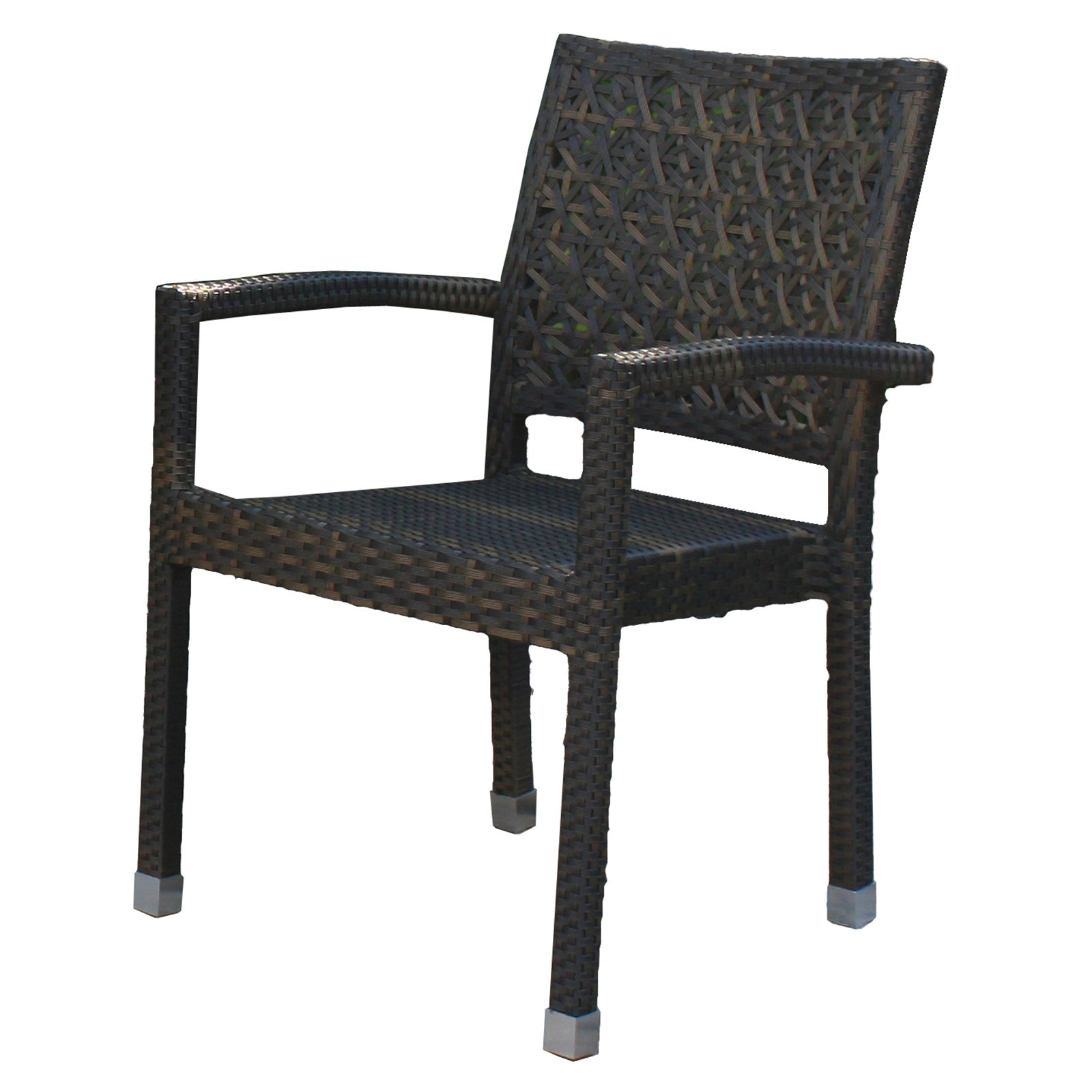 Marstone Garden Stacking Dining Arm Chair