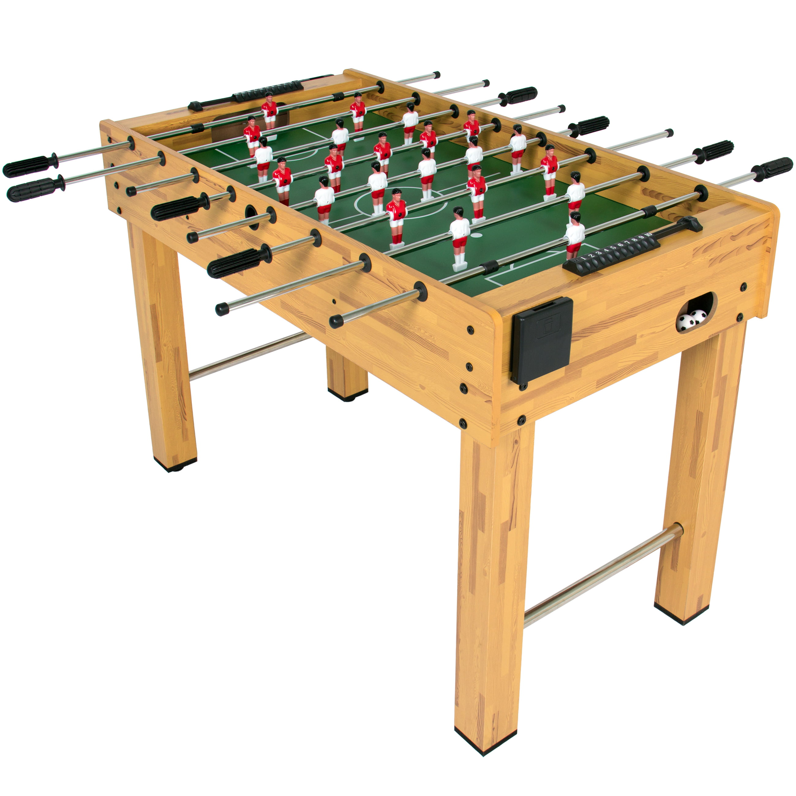 BCP Foosball Table Competition Sized Soccer Arcade Game Room - How much does a foosball table cost