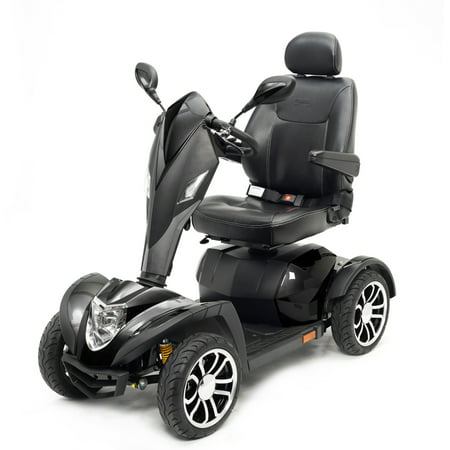 Heavy Duty Mobility Scooter (Drive Medical Cobra GT4 Heavy Duty Power Mobility Scooter, 22