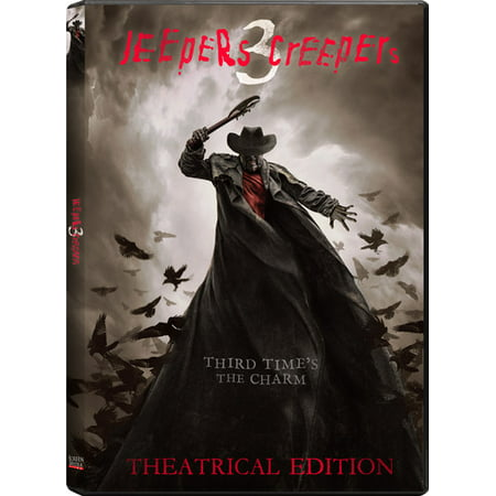 Jeepers Creepers 3 (DVD)](Jeepers Creepers Halloween Fabric)