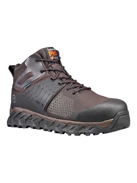 Men's Timberland PRO Ridgework Mid WP Composite Toe Work Boot