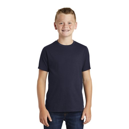 District Boy's Very Important Tee , New Navy, Small