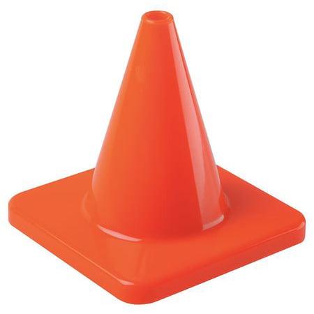 Value Brand Traffic Cone, 6FGY6 - Small Traffic Cones
