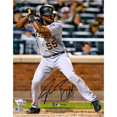 Josh Bell Pittsburgh Pirates Autographed 8