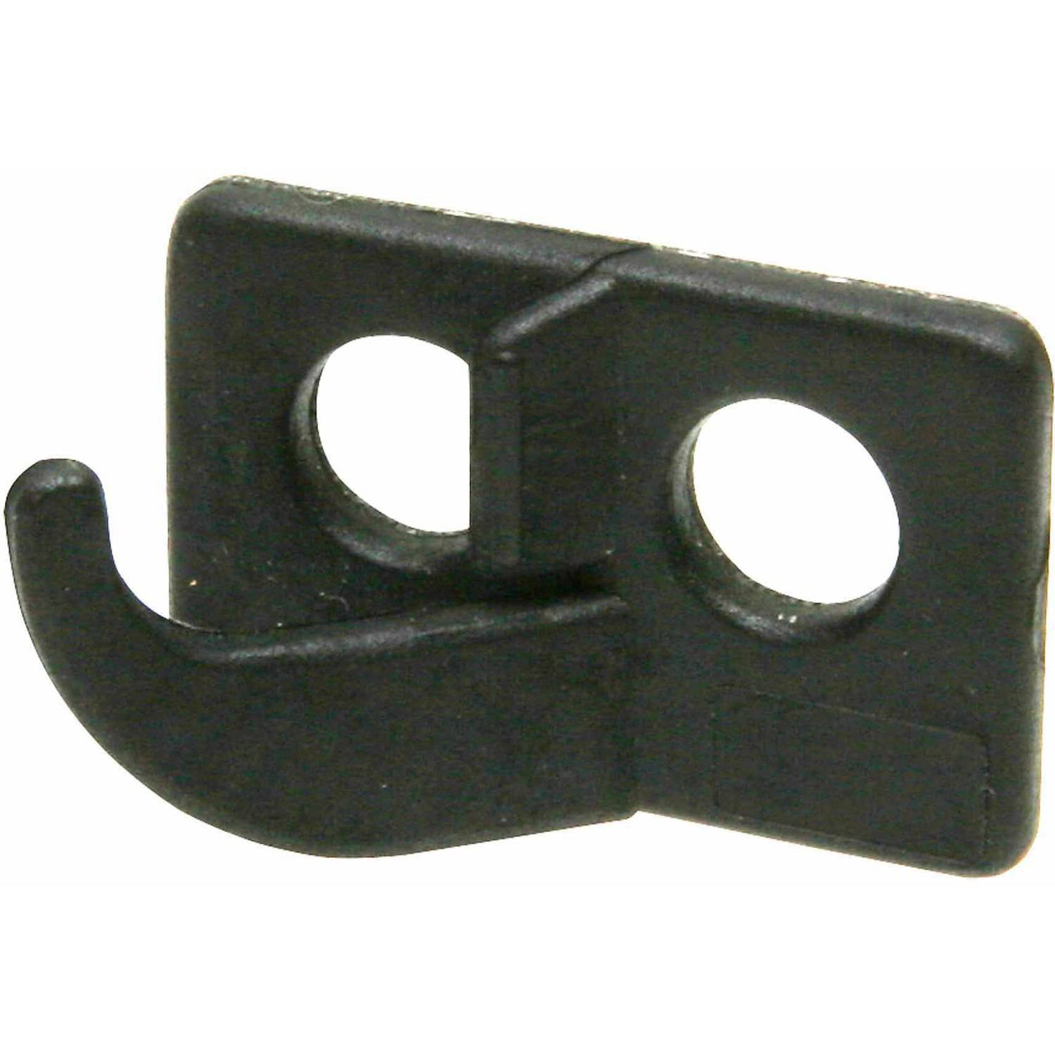 October Mountain 2-Hole Rest, Black