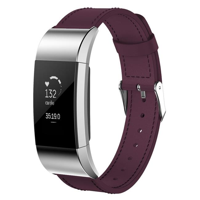 Element Works EW-FC2LRSM-BL Leather Band for Fitbit Charge 2, Blue - Small - image 1 of 1