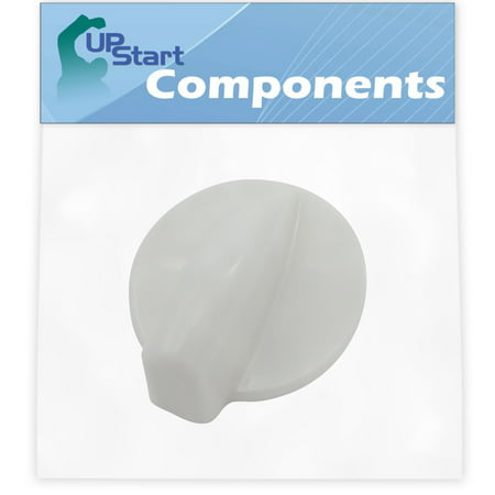 Replacement Dryer Timer Knob WP8181926 for Whirlpool GHW9150PW0 Residential Washer ()