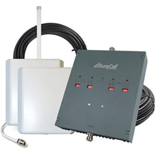 SureCall DualForce Omni/ 2 Panel 3G Signal Booster 25000 Ft2