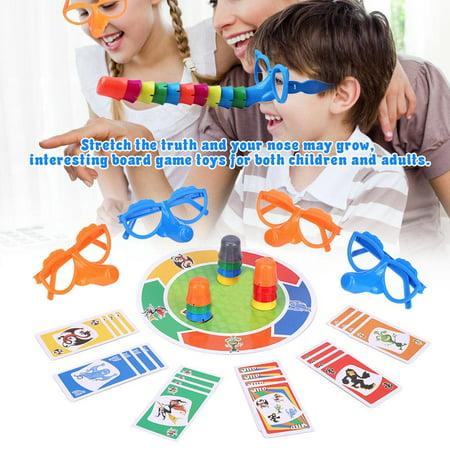 HURRISE Jeu de cartes amusant pour les enfants Jeu de famille interactif multijoueur interactif BattleToys pour enfants adultes, jeu de société familial, jeu de cartes - image 2 de 8