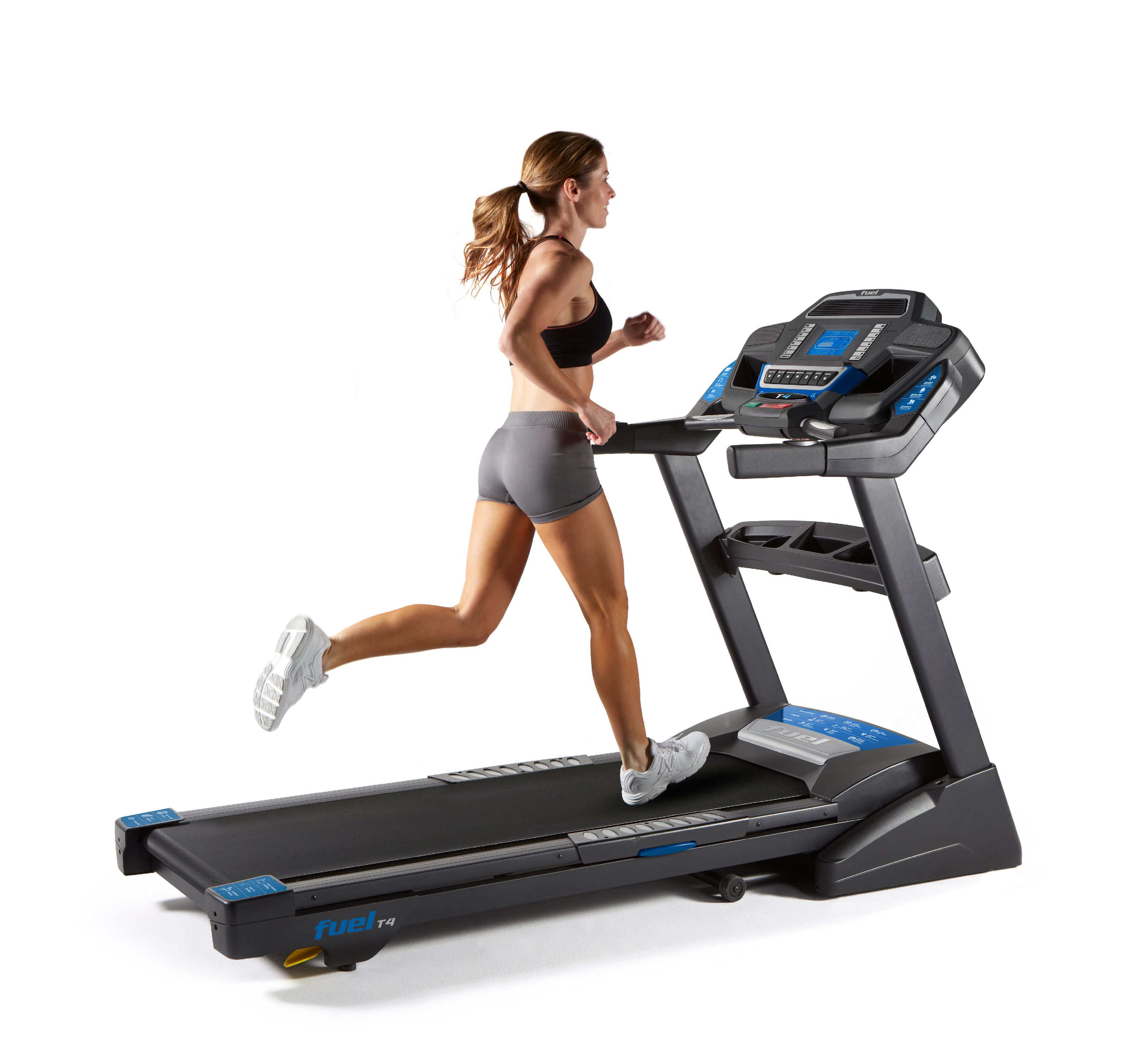 Fuel T4 by Sole Treadmills with Warranty, 15 Levels of Incline & 3.0 HP Motor