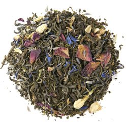 Sentosa Tres Vert French Blend Green Loose Tea