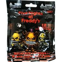 Five Nights At Freddy's Series 2 Backpack Keychain One Random Blind Box Mini Figurine