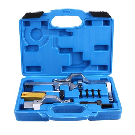 Alignment Set (WALFRONT Engine Camshaft Alignment Timing Locking Tool Set for BMW N12 N14 Mini Cooper, Timing Locking Setting Tool, Engine Timing Tool )