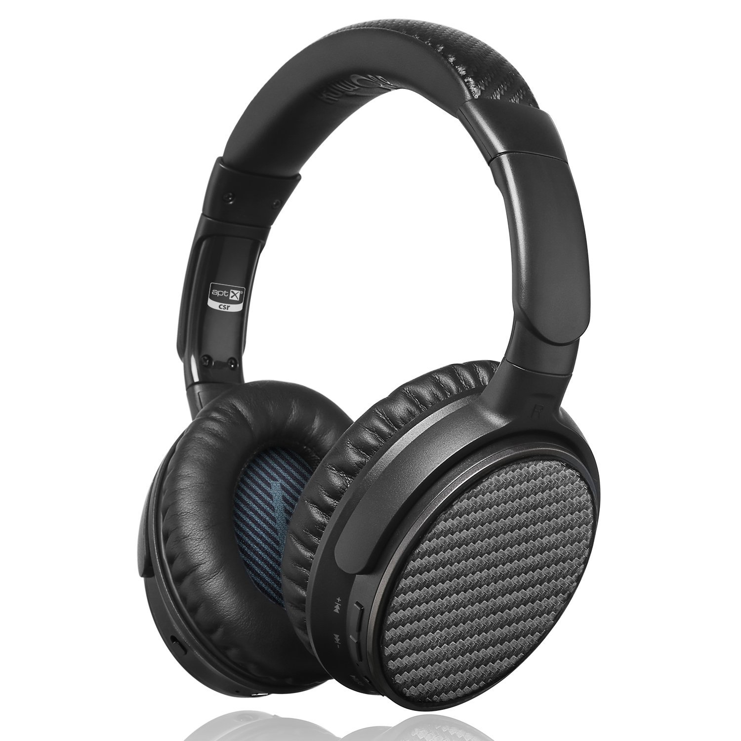 Active Noise Cancelling Bluetooth Headphones, iDeaUSA Wir...
