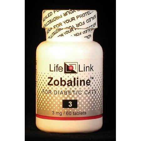 Life Link - Zobaline 3 mg 60 comprimidos