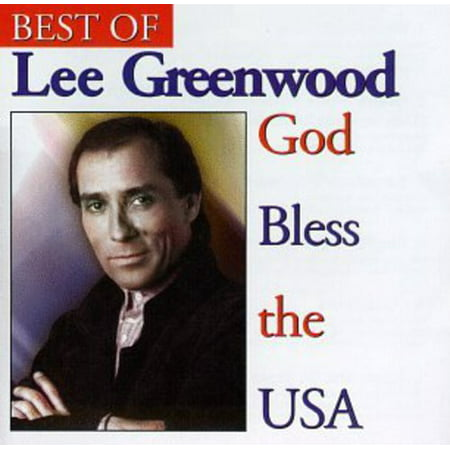 God Bless the USA (CD) (Lee Greenwood God Bless The Usa 2003)