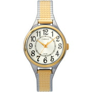 Carriage Women's Carolyn Watch, Two-Tone Stainless Steel Expansion Band