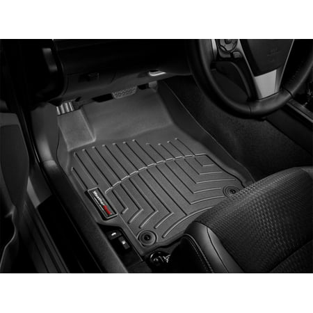 WeatherTech 11+ Ford Explorer Front FloorLiner - Black